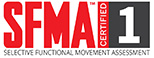 SFMA Certified Logo, Lee Physical Therapy & Wellness, Cairo New York
