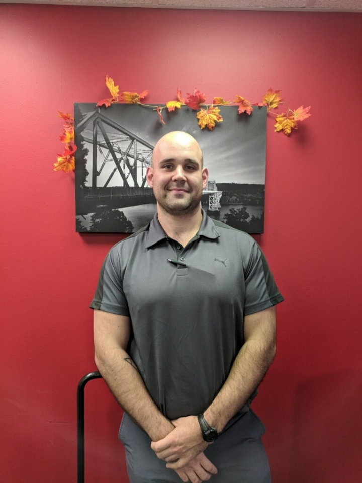 Shane Delameter, Lee Physical Therapy & Wellness, Cairo New York